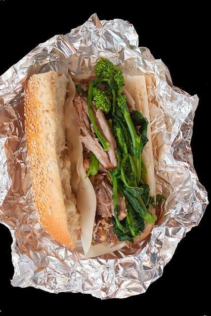 Philadelphia roast pork