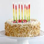 Italian Rum cake whole-1-2