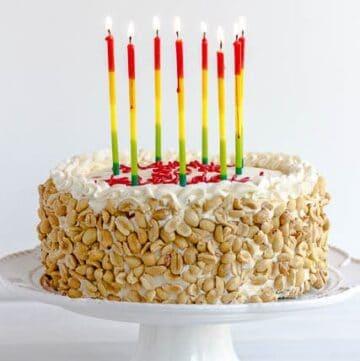 italian rum cake