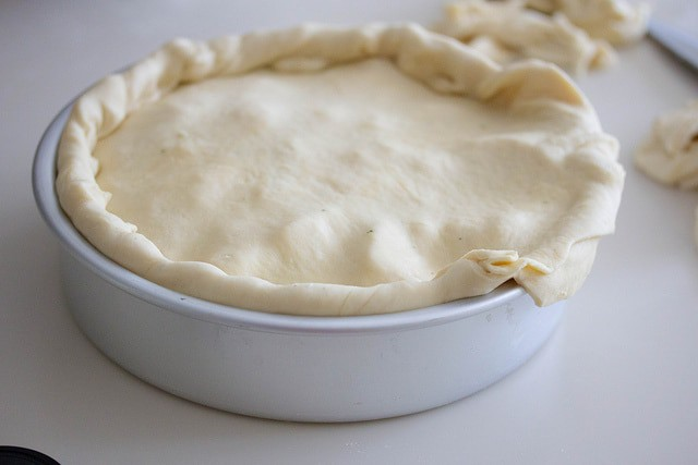 easter pie how to