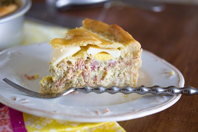 easter pie (pizza rustica)