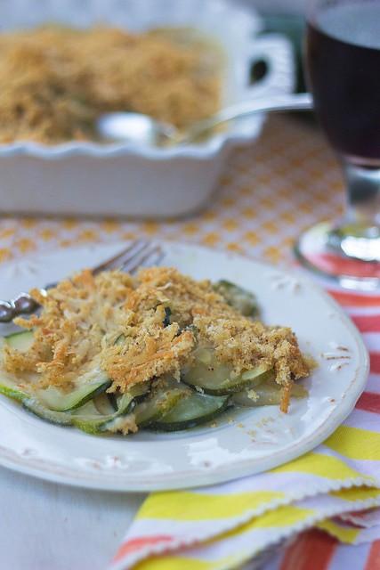 zucchini gratin 1