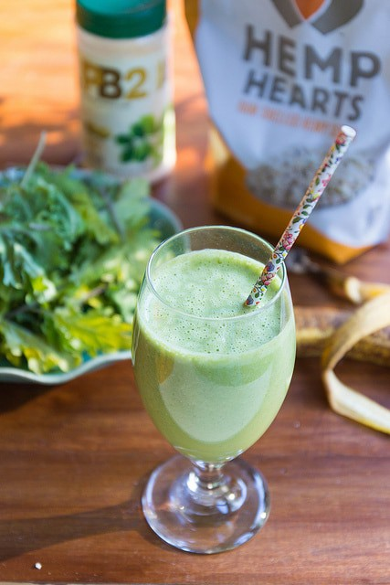 PBH green smoothie