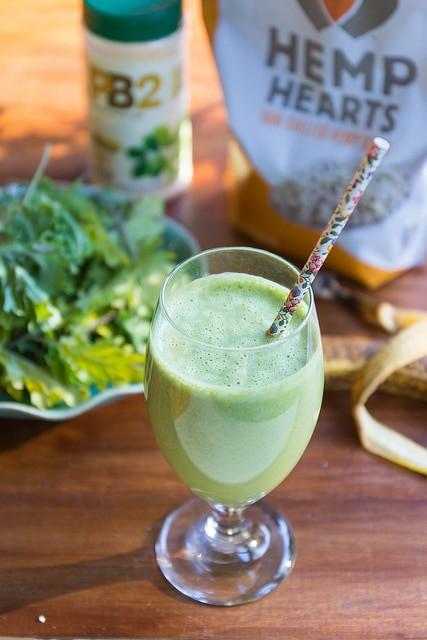 PBH green smoothie