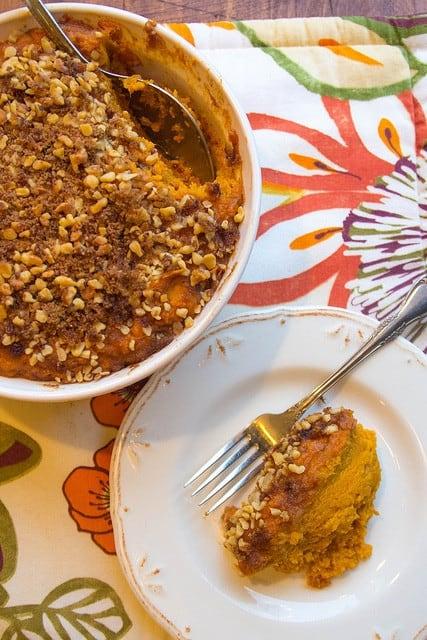 skinny sweet potato souffle