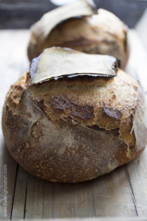 tartine bread recipe