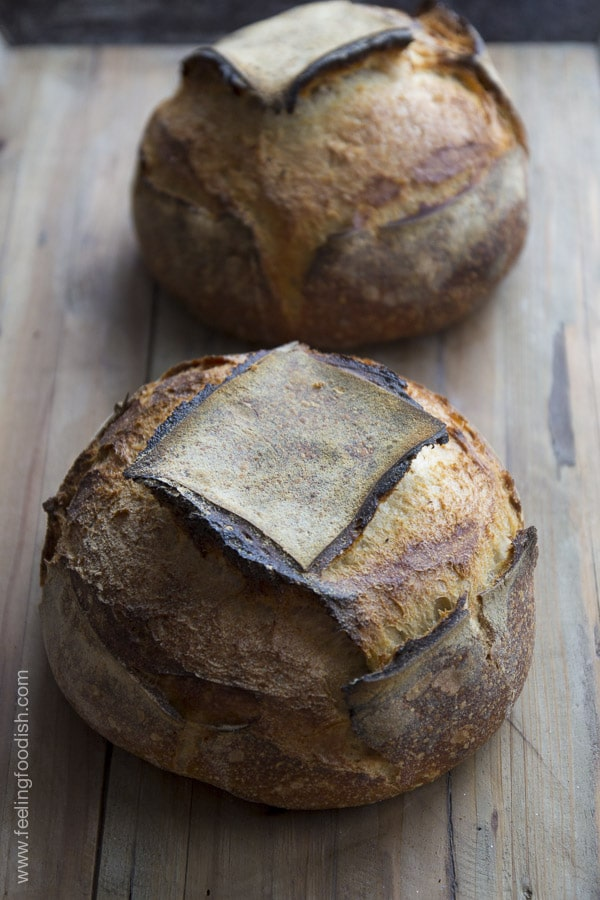 tartine bread | feelingfoodis.com