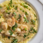 shrimp and grits - FeelingFoodish.com