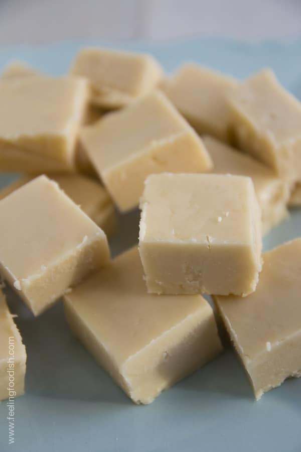 Vanilla fudge | Feeling Foodish