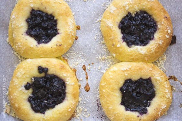 You must try these Kolaches are Czech pastries from the Texas Hill Country !