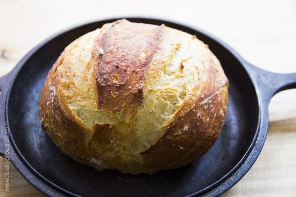 5 min bread