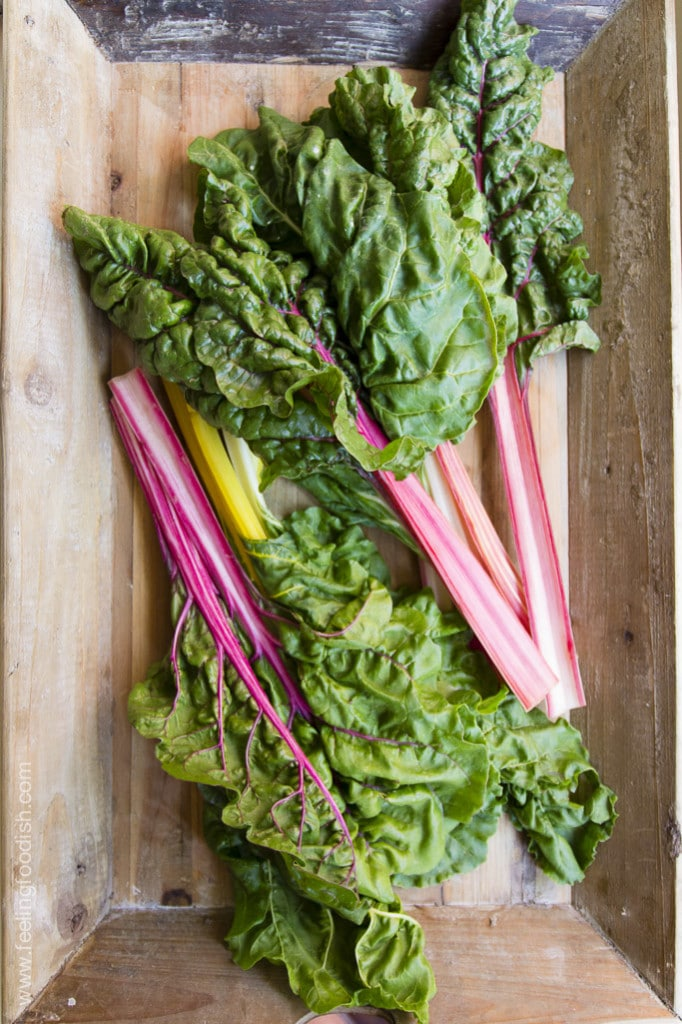 spicy swiss chard_