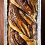 bread bakery chocolate babka recipe