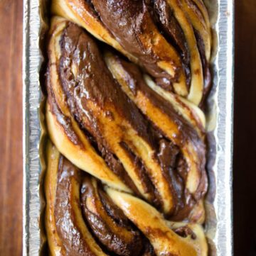 bread bakery chocolate babka