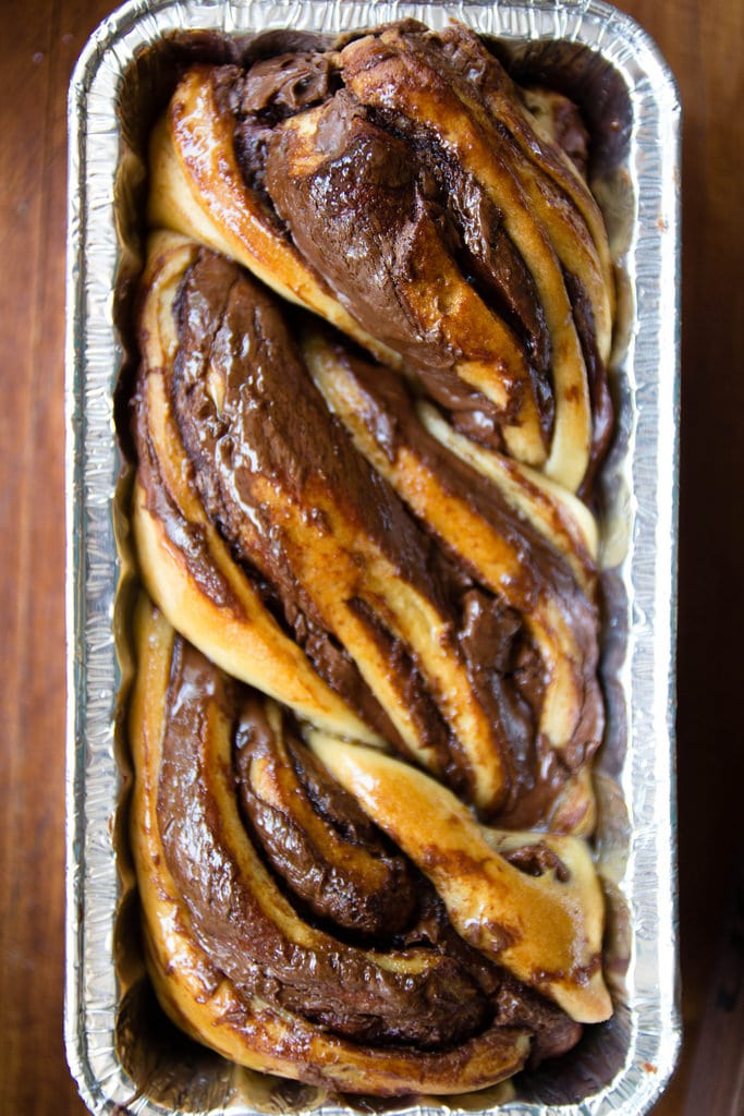 bread bakery chocolate babka recipe