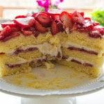 strawberry shortcake_cassata