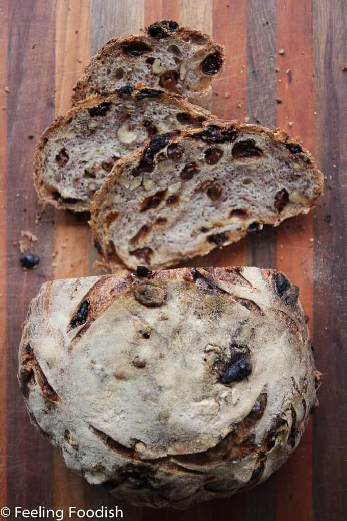 Harvest No-knead bread -4