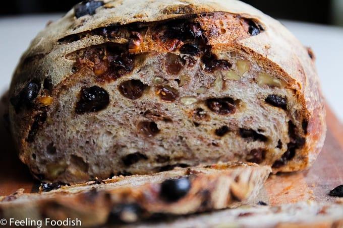 Harvest No-knead bread -5