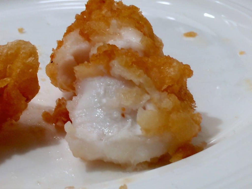 fish fry inside