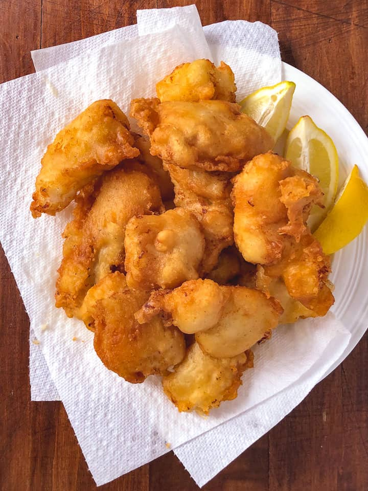 Fish Fry Batter Feeling Foodish