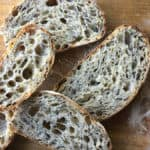 nutritious and soft as cotton this chia and flax seed sourdough will be your new favorite! Great for sandwiches or morning toast