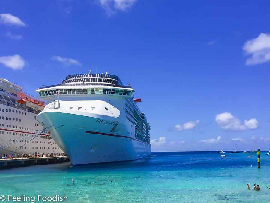 Carnival Pride Turks Port