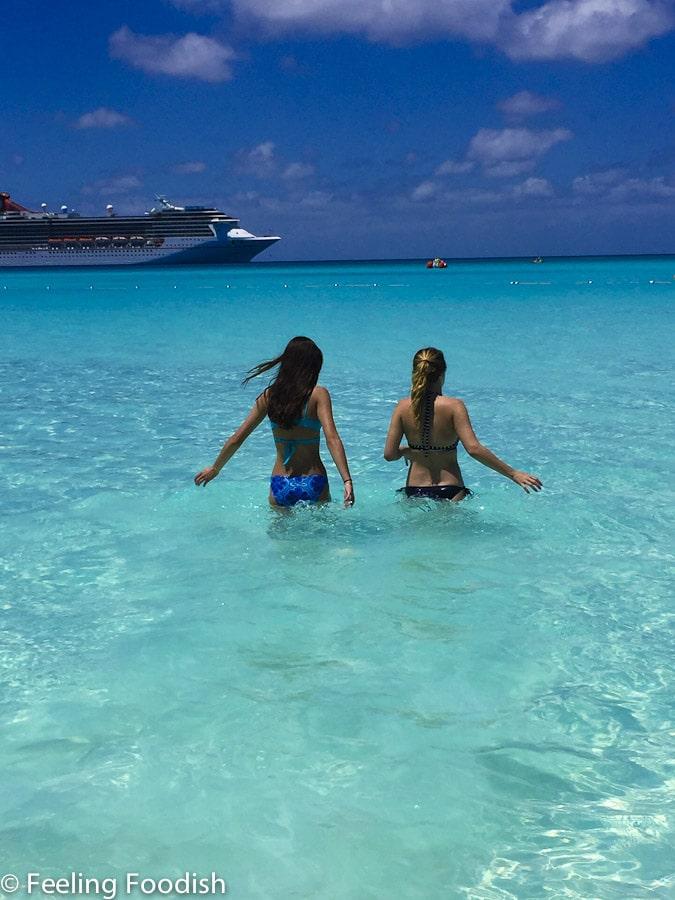 Half Moon Cay Carnival Cruises
