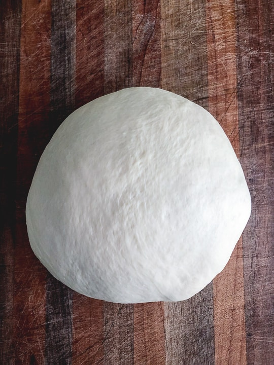 dough for sandwich rolls