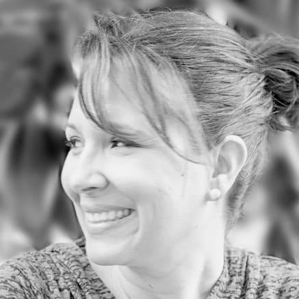 headshot of blog author, Marie